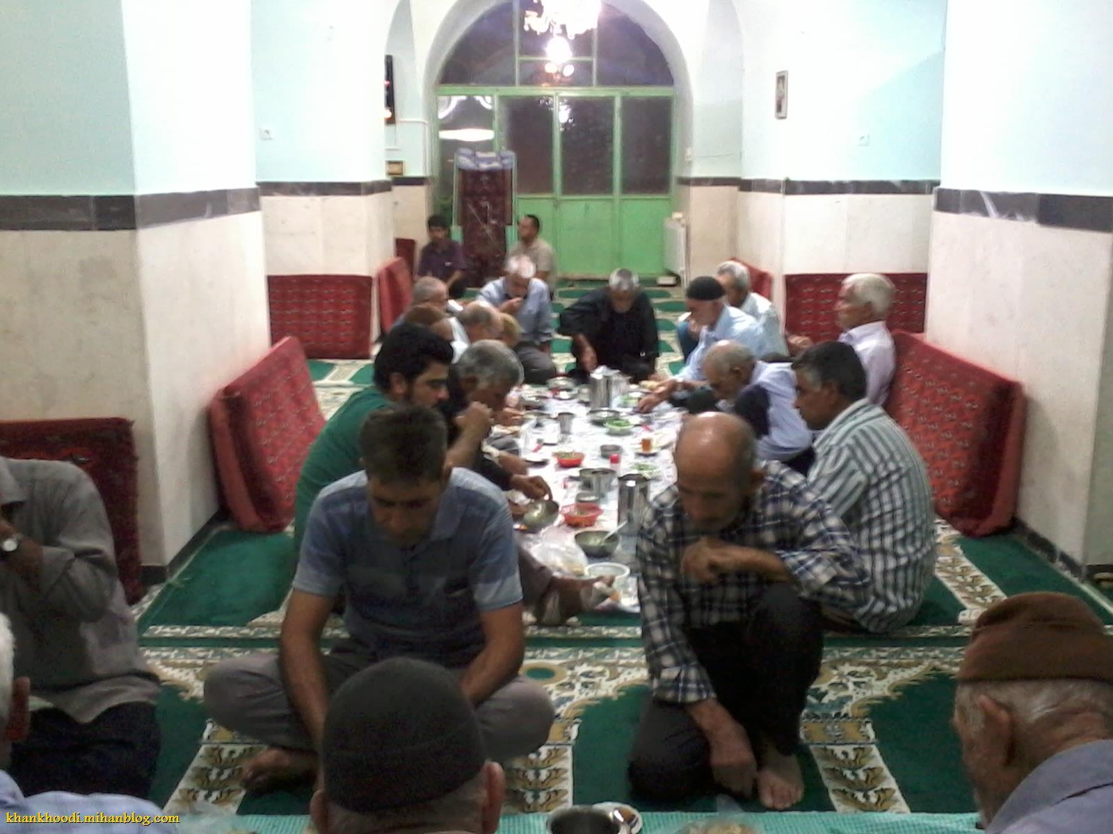 افطاری خانخودی